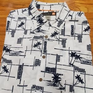 Quicksilver Waterman Collection Camp Shirt